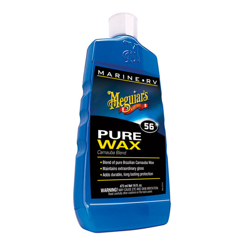 Meguiar's Pure Wax 16 oz