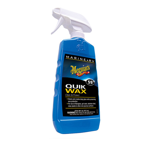 Meguiar's Quick Wax 16 Oz