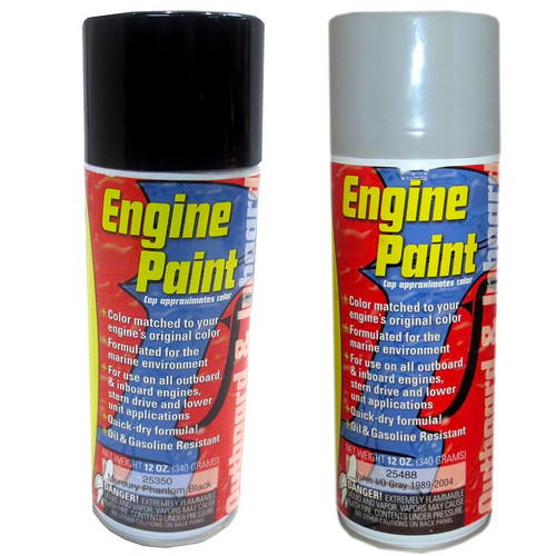Moeller Engine Paint 12 Oz