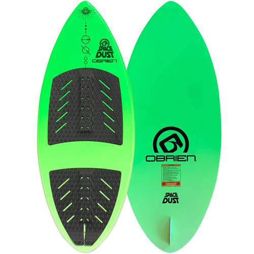 2019 O'Brien Space Dust Wakesurf Board Product Image