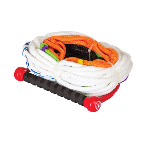 O'Brien 8-Section Combo Floating Waterski Rope 75'