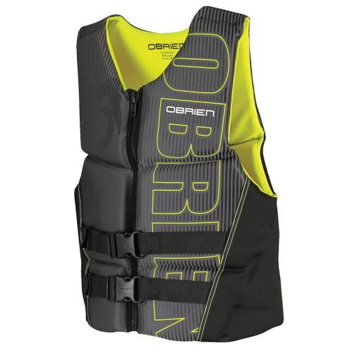 O'Brien Men's Flex V-Back Neoprene Life Jacket