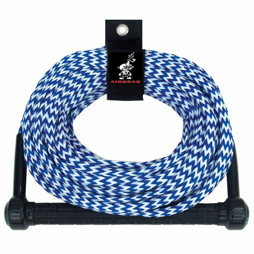 Airhead 1-Section Water Ski Rope 75' Tractor Grip