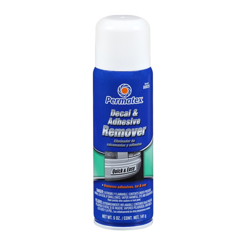 Permatex Decal and Adhesive Remover 5 Oz.
