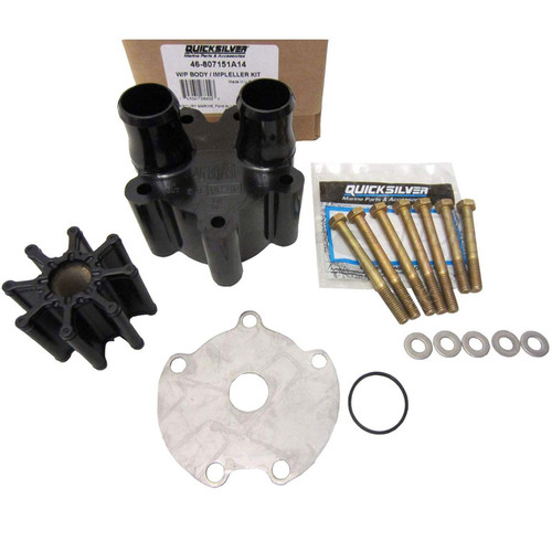 Quicksilver Impeller Repair Kit