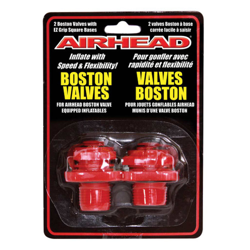 Airhead boston valves pack