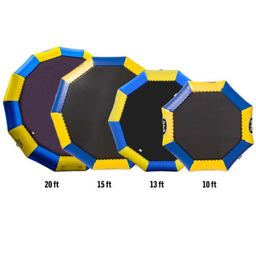 Rave Sports Bongo Bounce Platforms