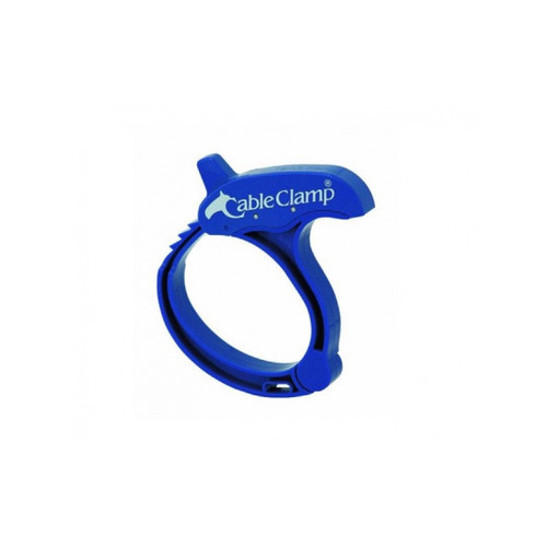 Sea Clamp Large Blue