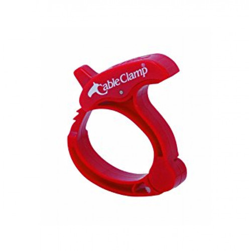 Sea Clamp Medium Red