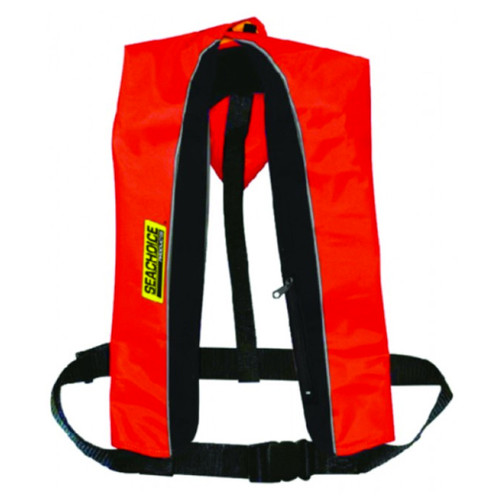 SeaChoice Adult Type V Manual Inflatable PFD Red