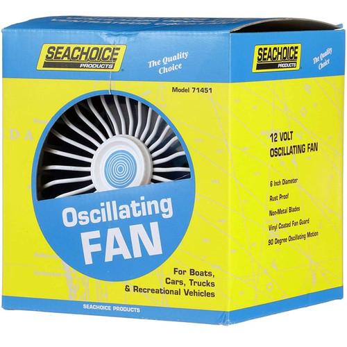 SeaChoice Oscillating Fan