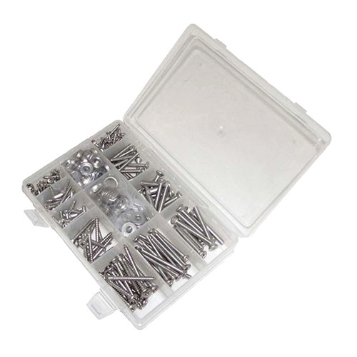 270 Piece Stainless Steel Hardware Assortment