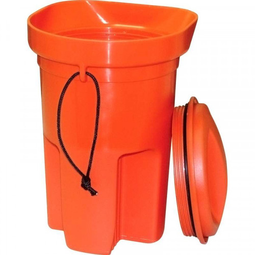 Seasense Bailer Bucket & Dry Storage Container Quart Size