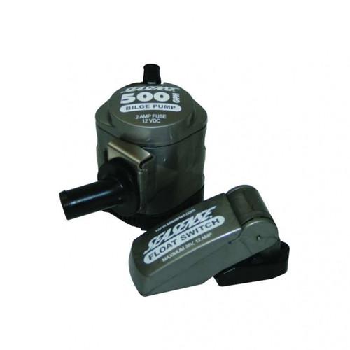 Seasense 500 GPH Bilge Pump with Float