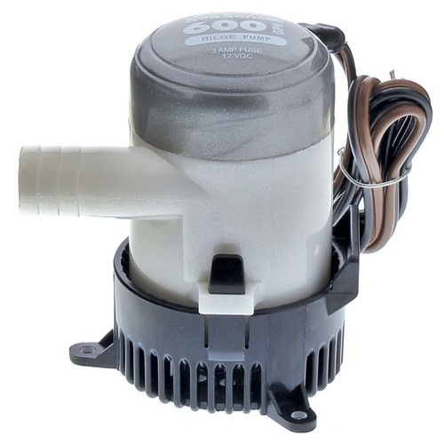 Seasense Manual 600 GPH Bilge Pump