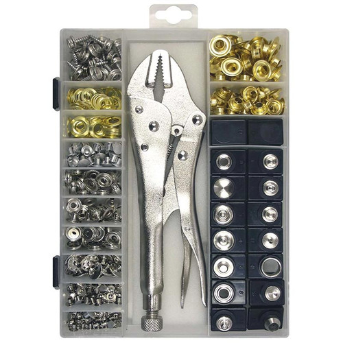 SeaSense Canvas Fastener Kit with Tool
