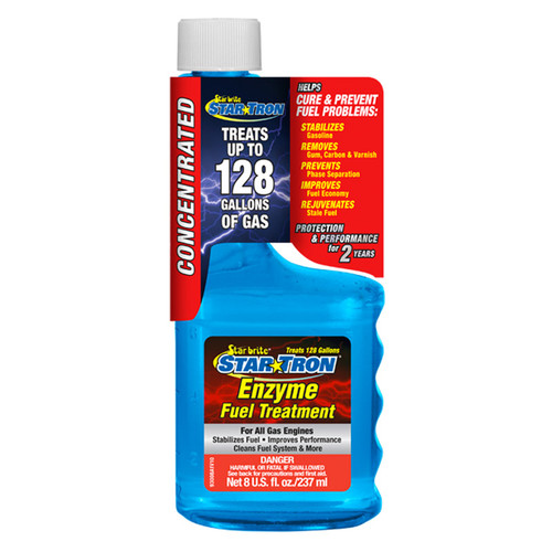 Starbrite Enzyme Fuel Treatment 8 Oz.