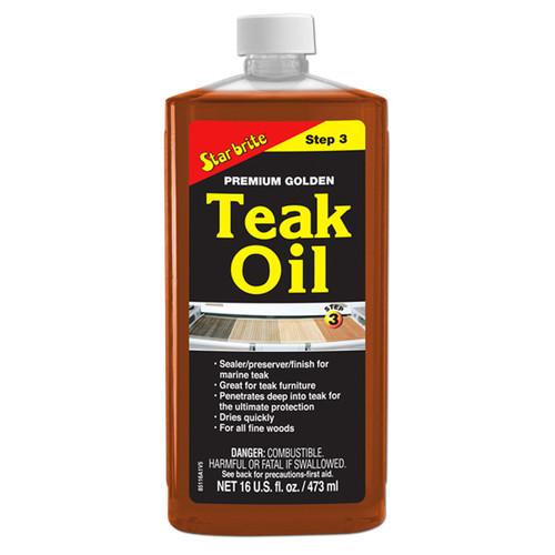 Starbrite Teak Oil 16 Oz.