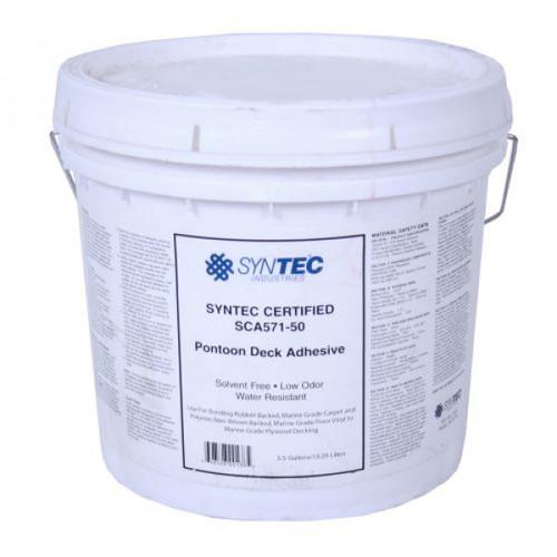 Syntec Certified Pontoon Deck Adhesive 1 Gallon
