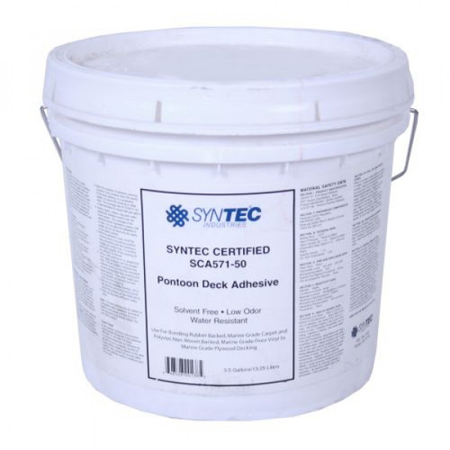Syntec Certified Pontoon Deck Adhesive 1 Gallon