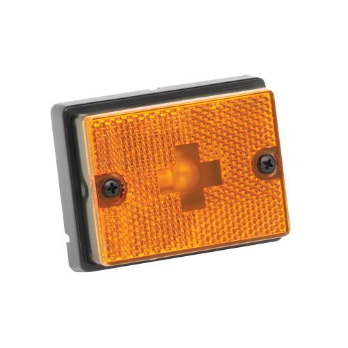 Wesbar Amber Side Marker Light