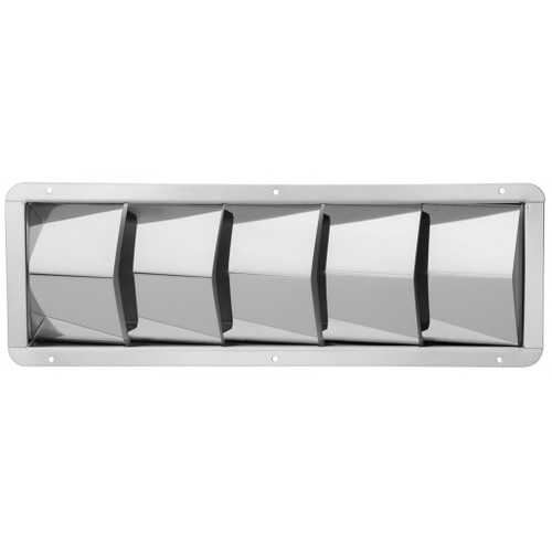 White Cap 5 Louvered Ventilator