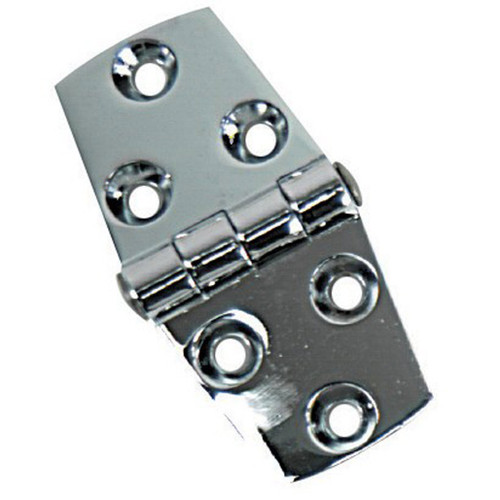 White Cap HD Stamp Hinge 3""