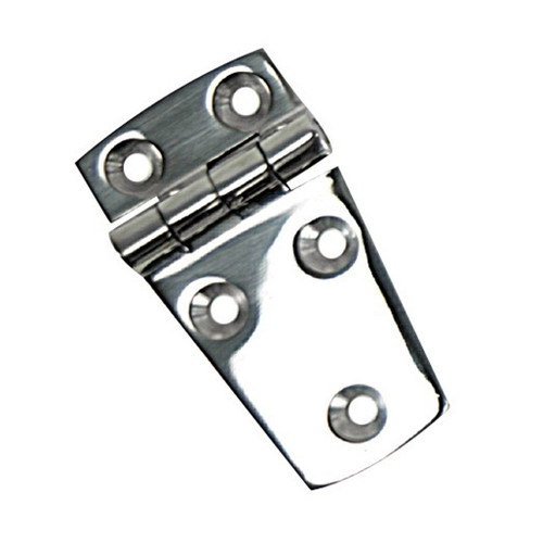 White Cap Stainless Steel Door Hinge
