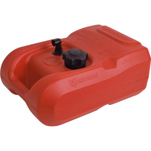 Attwood 6-Gallon Fuel Tank EPA & CARB Certified Product Image