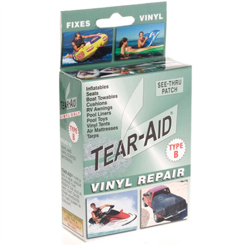 Tear-Aid Type B Vinyl Repair Kit