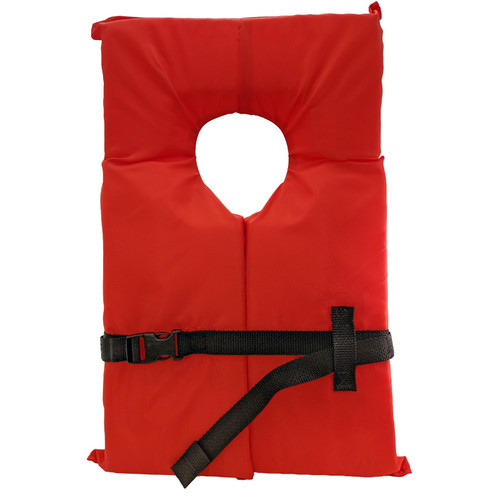 Adult Orange Universal Life Vest Type II