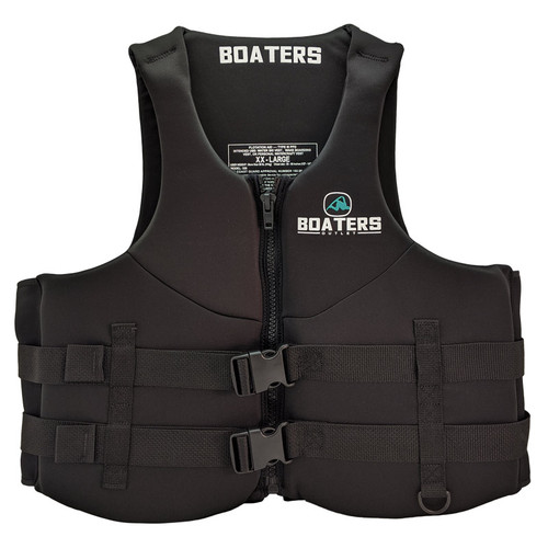 Boater's Outlet Signature Women's Neoprene Life Jacket Front