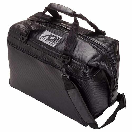 AO Cooler Carbon Fiber Cooler 12 Pack
