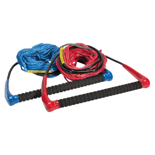Proline Response 75' Spectra Mainline w/3- 5' Sections Red and Blue