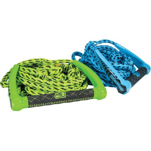 Proline LGS Surf Rope 25' w/4 - 3' Sections Group Blue and Green