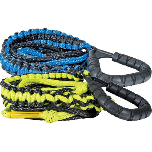 Proline Pro Surf Rope 30' w/5 - 3' Sections  Group Royal and Volt