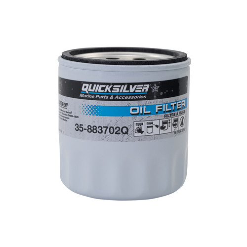 Quicksilver MerCruiser V-6 Oil Filter