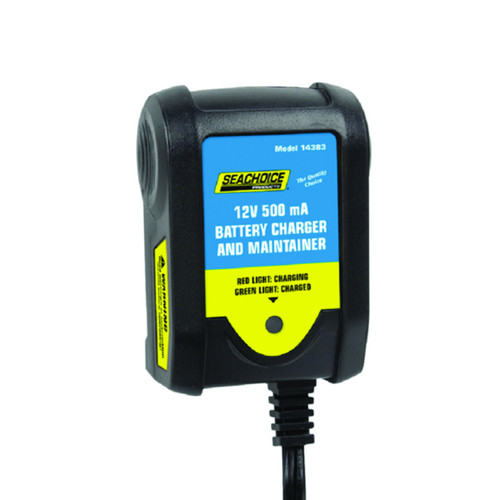 SeaChoice Battery Charger and Maintainer