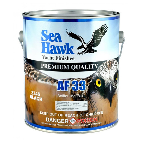 Seahawk Multi-Season Formula Bottom Paint
