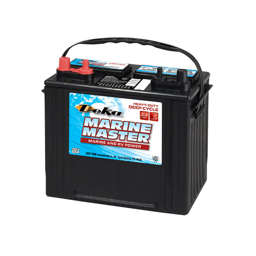 Deka Deep Cycle/Heavy Duty Marine Battery