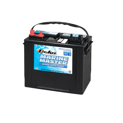 Deka Deep Cycle Marine Batteries