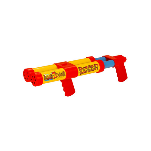 Kwik Tek Aqua Zooka Double Barrel Water Guns