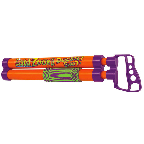 "Kwik Tek Double Shot 18"" Water Gun"