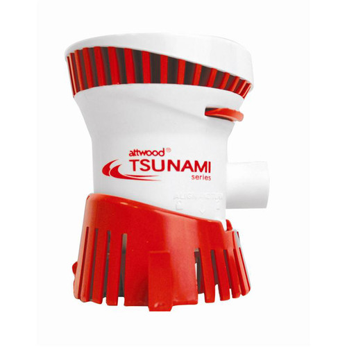 Attwood Tsunami Bilge Pump 12V 500 GPH Product Image