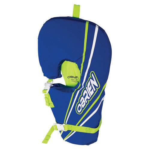 O'Brien Baby Safe Neoprene Life Jacket USCG Type II Blue/Green 0-30 lbs