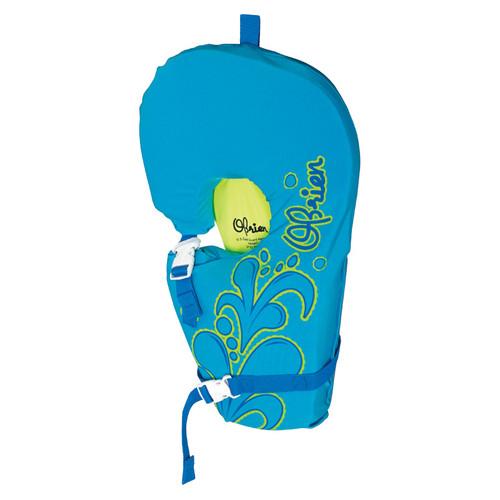 O'Brien Baby Safe Neoprene Life Jacket USCG Type II Aqua 0-30 lbs