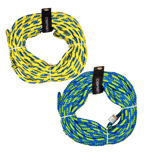 O'Brien 4 Person Floating Towable Tube Rope