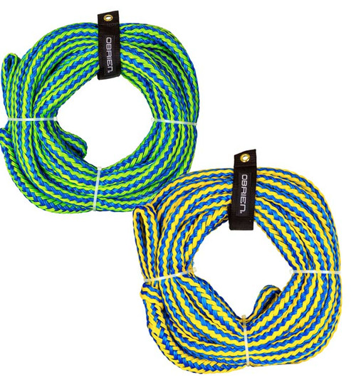 O'Brien 6-Person Floating Tube Rope