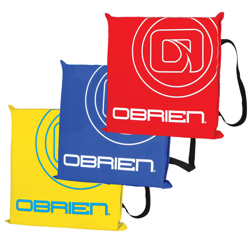 O'Brien Type IV Throw Cushion Red, Blue or Yellow (Sold Separately)