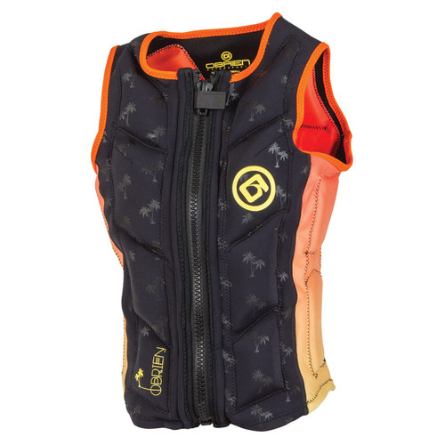 O'Brien Ladies Spark Team Front Zip NCGA Impact Vest 2018